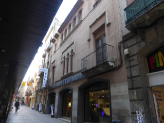 Carrer de la Font, 15 (local de l'Esbart Coral)